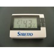 Hygromètre et thermomètre digital STRETTO (1060)