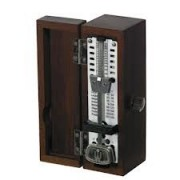 Super mini Taktell sans sonnerie WITTNER en bois couleur acajou (880210)