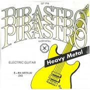Mi (6) guitare électrique PIRASTRO tirant moyen (E6)