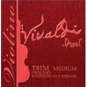 Jeu violon 4/4 Vivaldi moyen Ré aluminium DOGAL (T81M)