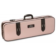Etui violon 4/4 LANG LUXE Fashion Rose-choco/Rose light (CK-66)