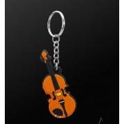 Porte clefs violon (MDKC4) *** PRIX NET ***